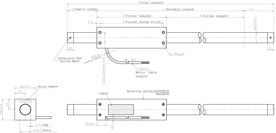 S250Q system drawing